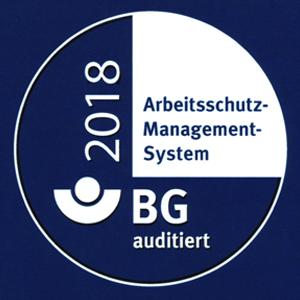 BG 2018 Arbeitsschutz-Management-System